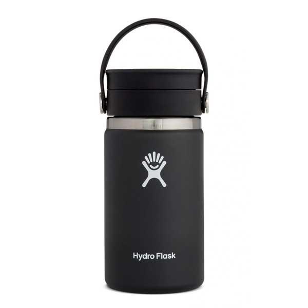 Hydro Flask Wide Flex Sip Lid Isolatie drinkbeker 354ml (12oz) - Zwart