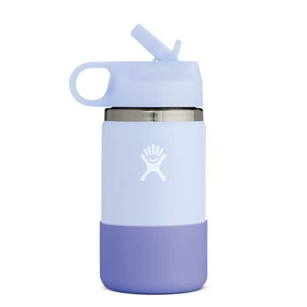 Hydro Flask KIDS Wide Straw Lid Isolatie drinkbeker 354ml (12oz) - Fog