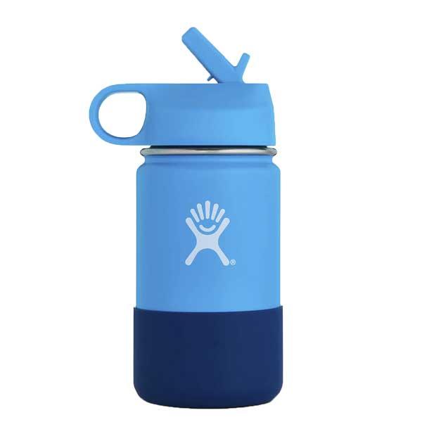 Hydro Flask KIDS Wide Straw Lid Isolatie drinkbeker 354ml (12oz) - Pacific