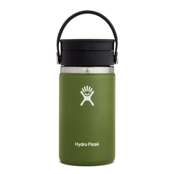 Hydro Flask Wide Flex Sip Lid Isolatie drinkbeker 354ml (12oz) - Olive