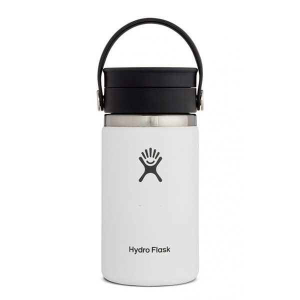 Hydro Flask Wide Flex Sip Lid Isolatie drinkbeker 354ml (12oz) - White