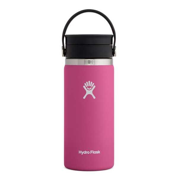 Hydro Flask Wide Flex Sip Lid Isolatie drinkbeker 473ml (16oz) - Carnation