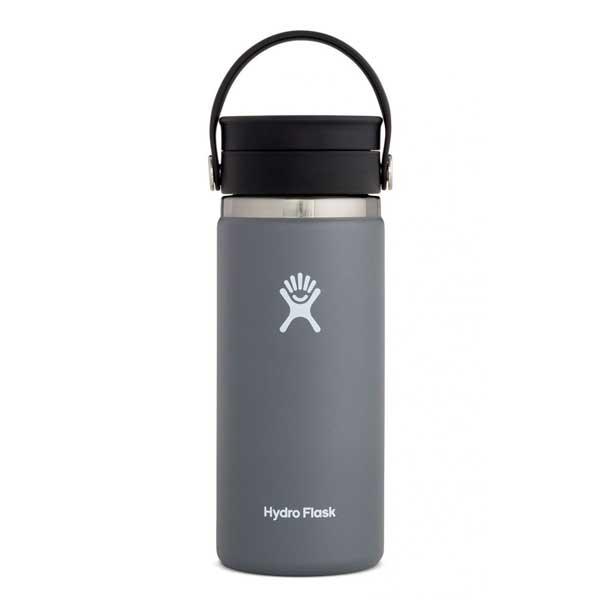 Hydro Flask Wide Flex Sip Lid Isolatie drinkbeker 473ml (16oz) - Stone