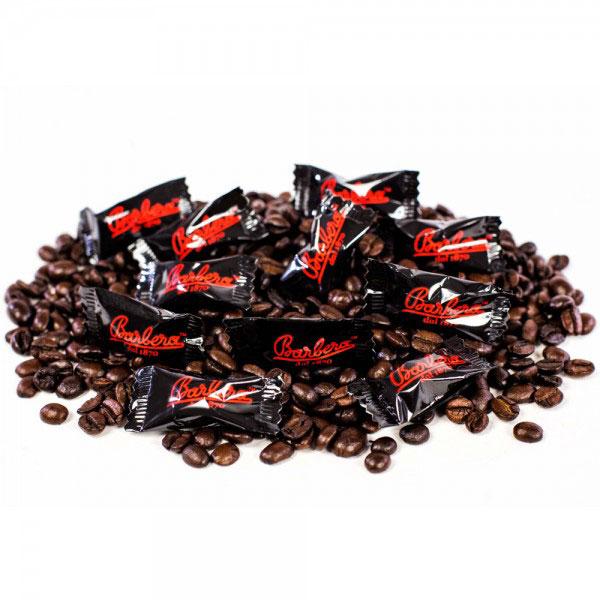 Barbera koffieboon met chocolade omhulling (1kg)