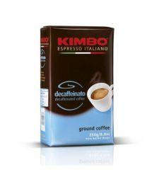 Kimbo decaffeïnato (250gr gemalen koffie)