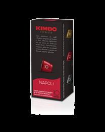 Kimbo Napoli capsule voor nespresso (10st )