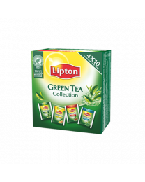Lipton Green Tea collection 4x10st