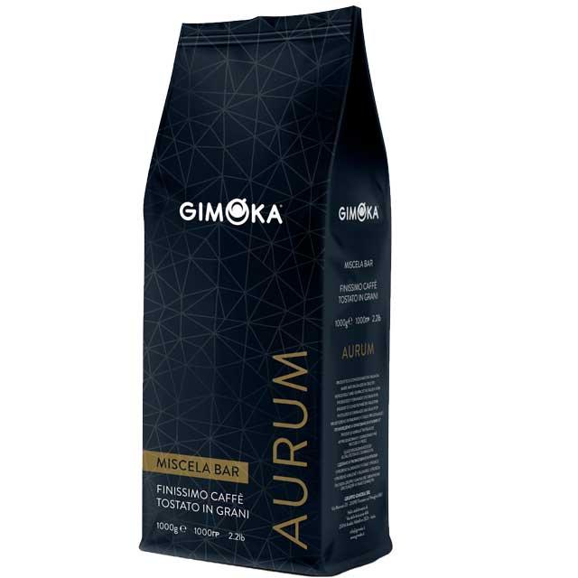 Gimoka koffiebonen Aurum (1kg)