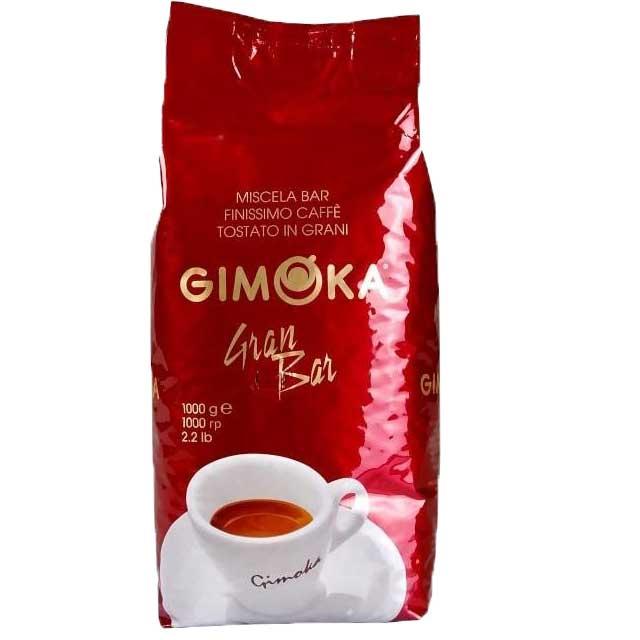 Gimoka koffiebonen Gran BAR (1kg)