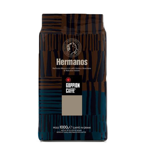 Goppion koffiebonen Hermanos (1kg)