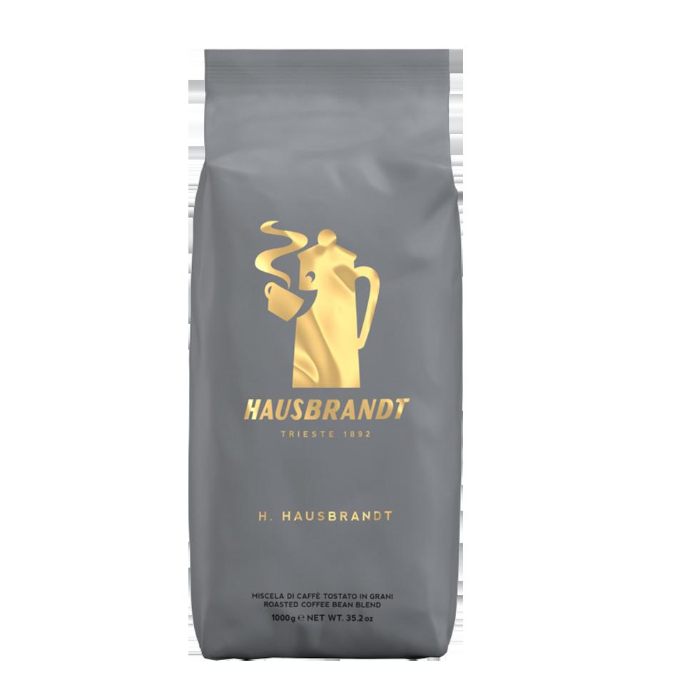 Hausbrandt H. Hausbrandt koffiebonen (1kg)