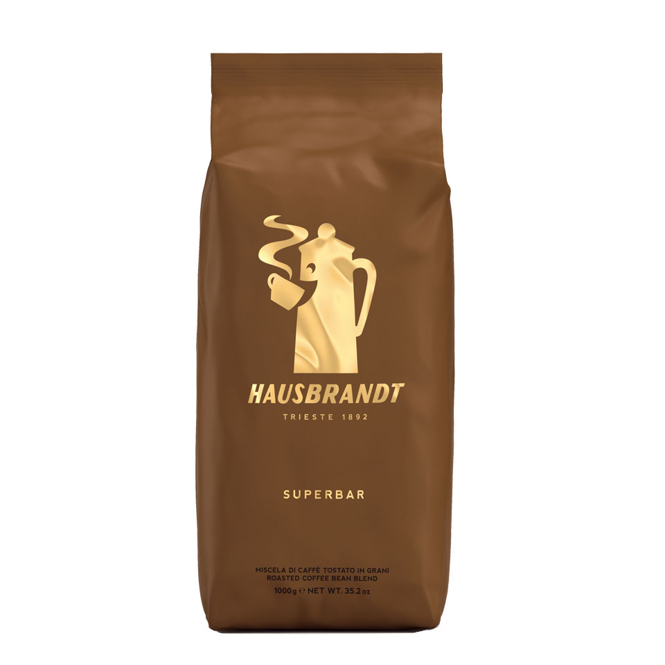 Hausbrandt Super Bar koffiebonen (1kg)