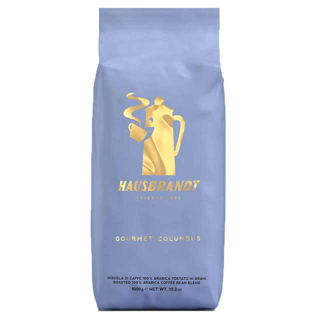 Hausbrandt gourmet COLUMBUS koffiebonen (1kg)