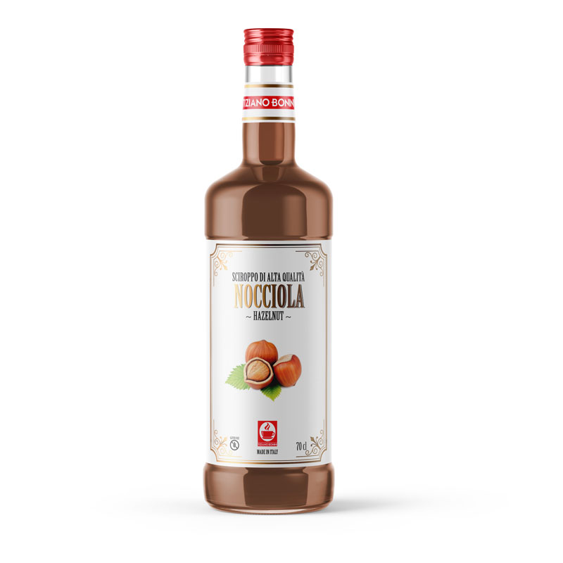 Bonini siroop Hazelnoot 70cl