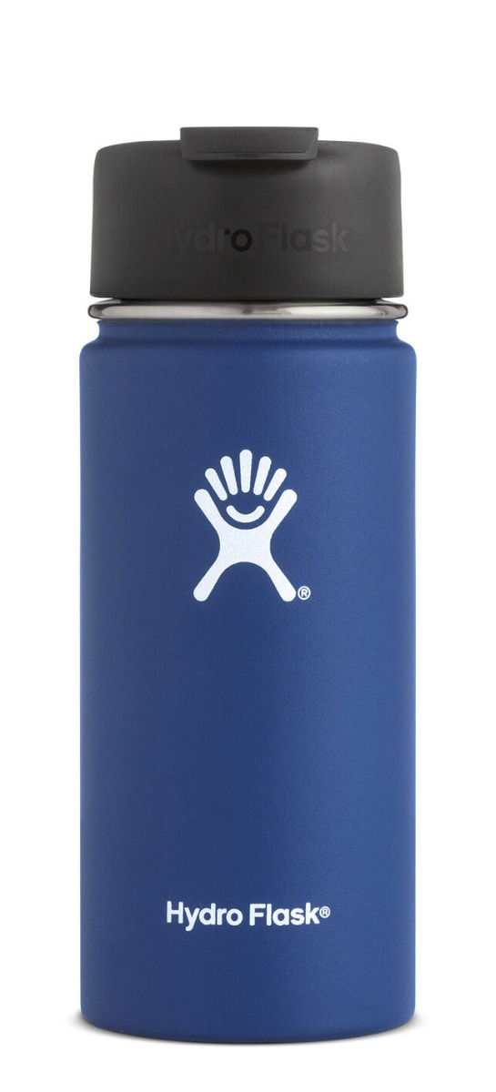 Hydro Flask Wide Flex Sip Lid Isolatie drinkbeker 473ml (16oz) - Cobalt