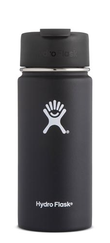 Hydro Flask Isolatie drinkbeker 473ml - Black