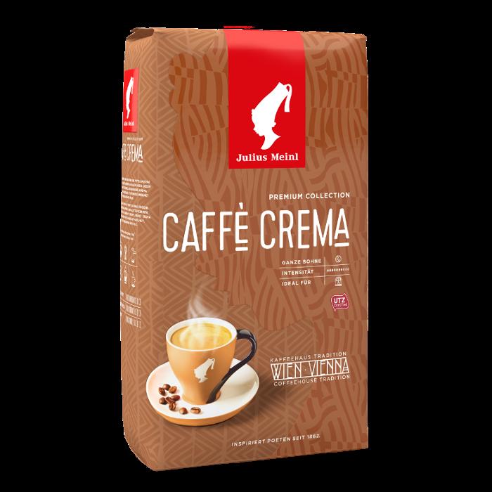 Julius Meinl premium collection CAFFE CREMA koffiebonen 1kg