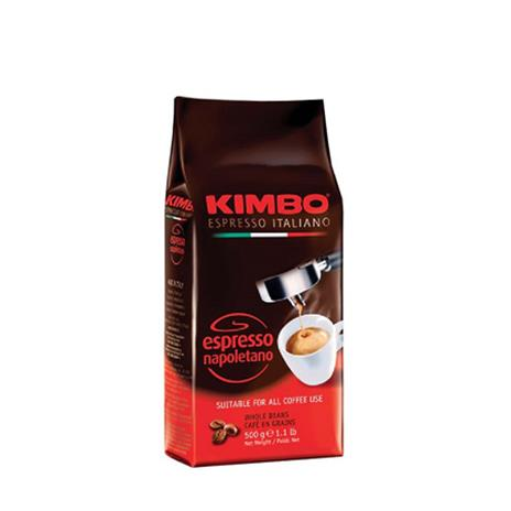 Kimbo koffiebonen espresso Napoletano (500gr)