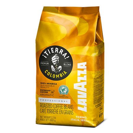 Lavazza Koffiebonen Tierra Colombia (1kg)