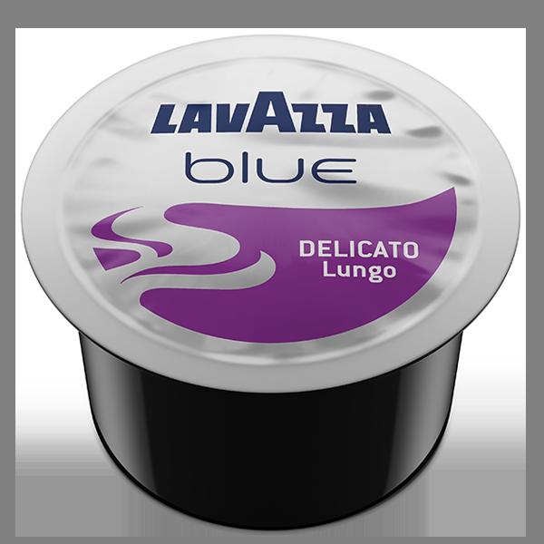 Lavazza Blue espresso DELICATO Lungo (100 stuks)