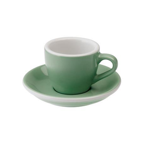 Loveramics egg espresso tas en ondertas (80ml) mint