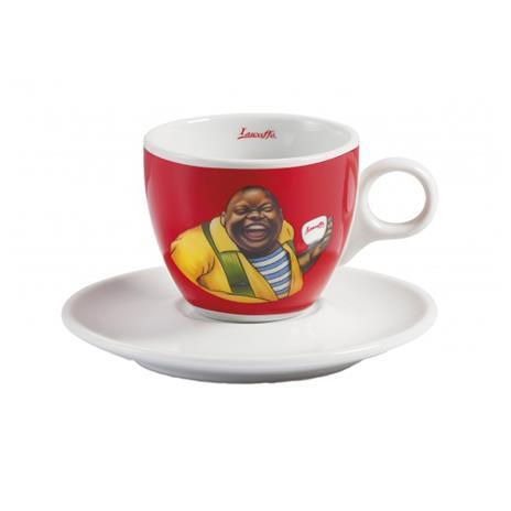 Lucaffe cappuccino tas classic