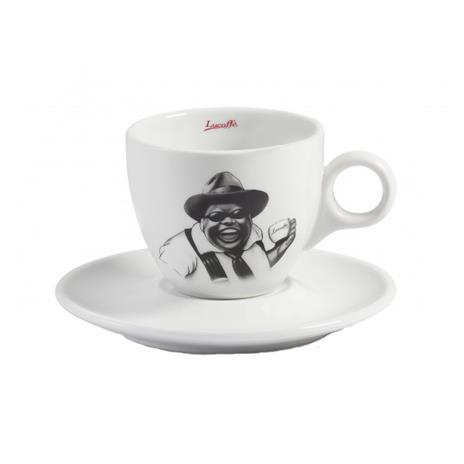 Lucaffe cappuccino tas Mr exclusive