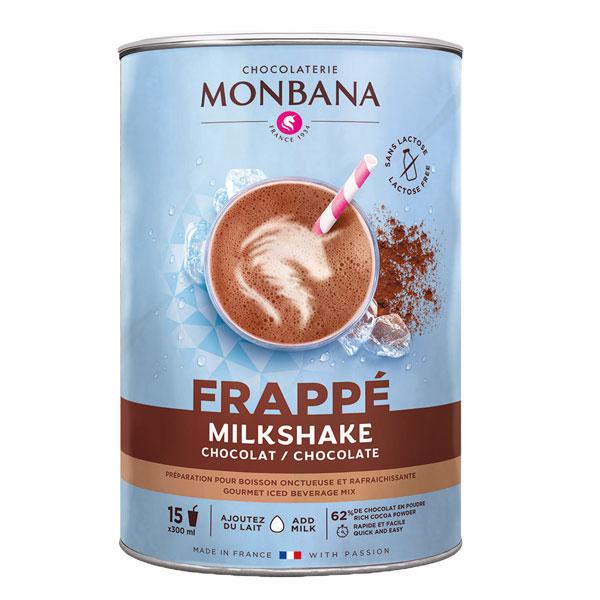 Monbana chocolade milkshake (1kg)