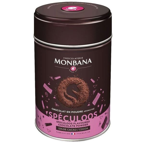 Monbana chocoladedrank speculoos (250gr)