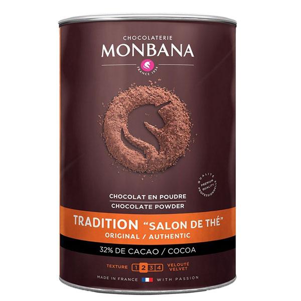 Monbana chocoladedrank tradition (1kg)