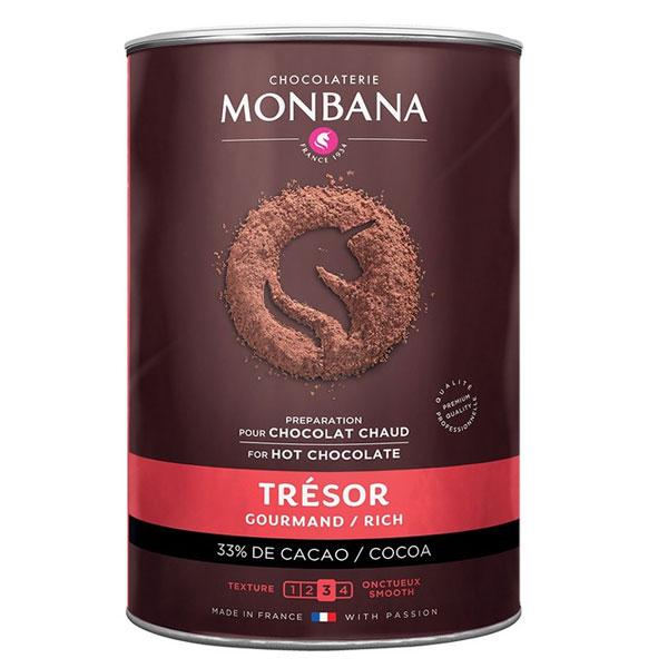 Monbana chocoladedrank trésor (1kg)