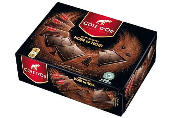 Côte d'or Mignonnette chocolade puur 120st