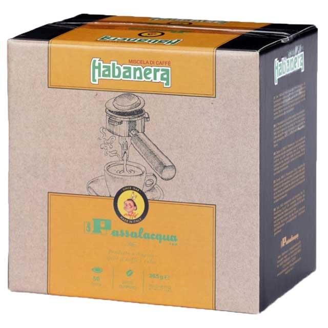 Passalacqua HABANERA ESE servings (50stuks)