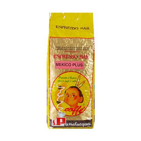 Passalacqua Mexico (=Mekico) Plus koffiebonen 1kg