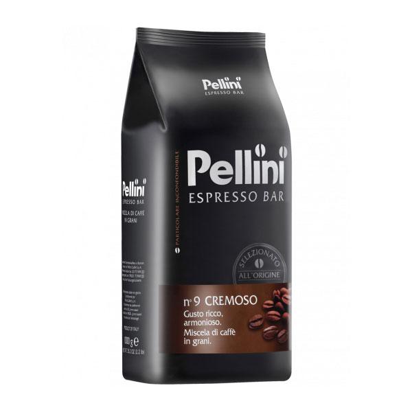 Pellini koffiebonen N°9 Cremoso (1kg)