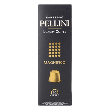 Pellini Magnifico capsule voor nespresso (10st )
