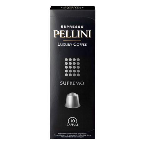 Pellini Supremo capsule voor nespresso (10st )
