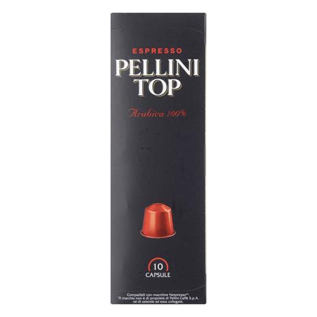 Pellini top 100% capsule voor nespresso (10st )