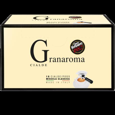 Caffè Vergnano ESE servings Gran Aroma (18stuks)