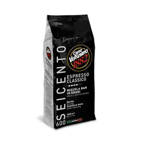 Cafè Vergnano koffiebonen espresso CLASSICO 600 (1kg)