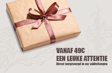 Leuk Cadeautje vanaf 49€